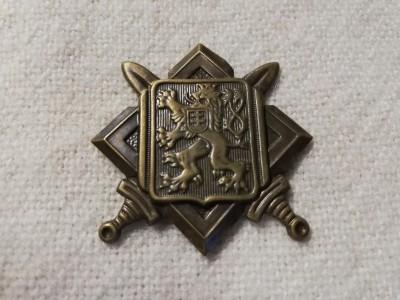 Odznak důstojník ČSR
