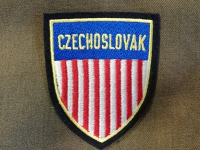Nášivka Czechoslovak Labor service